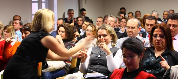 Bursa büyükşehir belediyesi hızlı okuma semineri